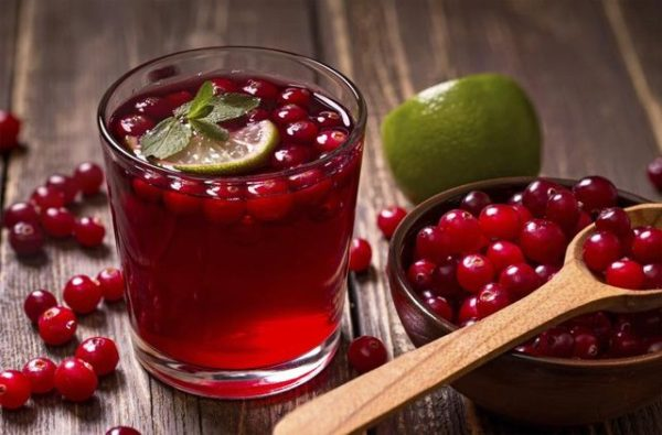 Home Remedies for Oral Thrush: Cranberry