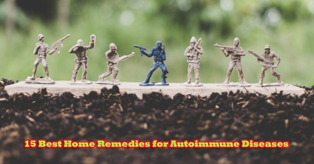 15 Best Home Remedies for Autoimmune Diseases