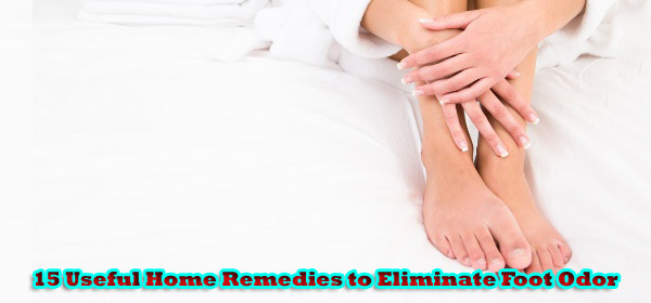 Best Natural Remedy For Foot Odor