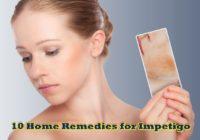 10 Home Remedies for Impetigo